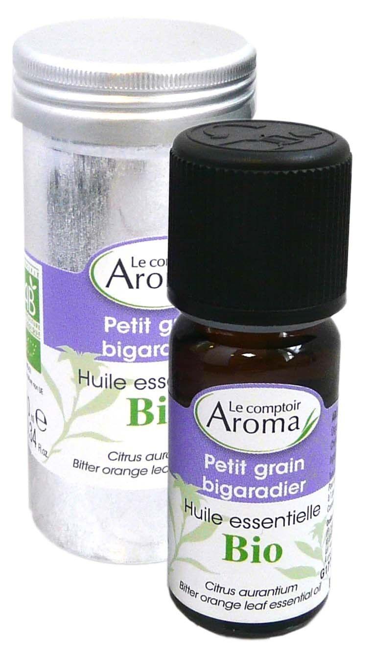 Le comptoir aroma huile essentielle bio petit grain bigaradier 10ml