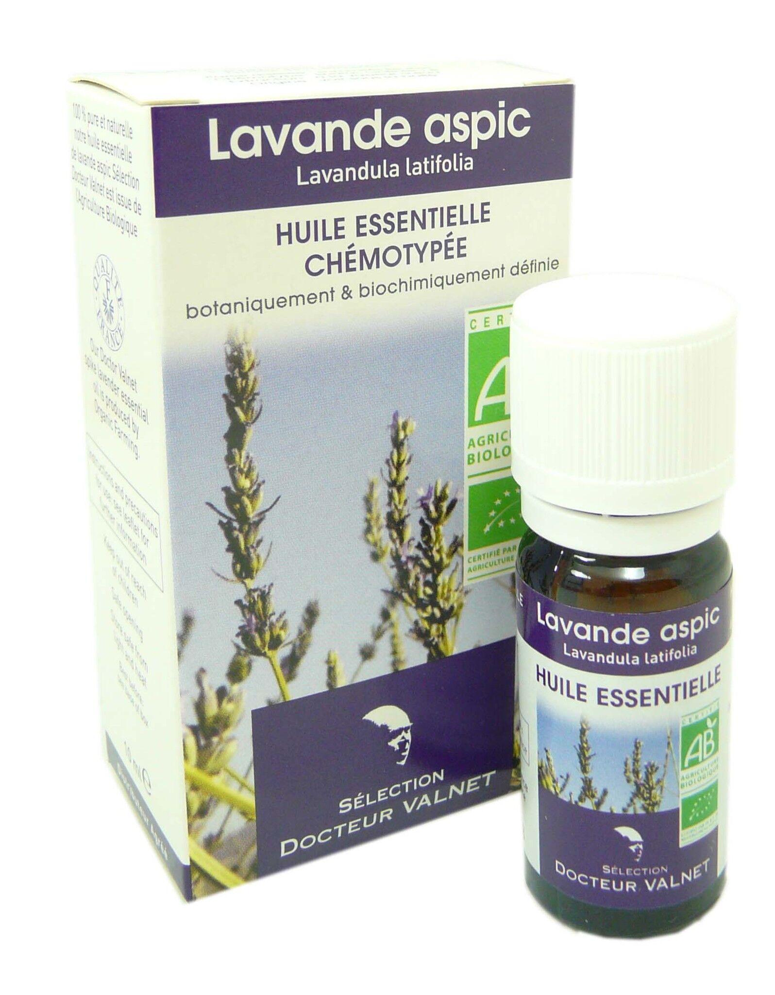 PRANAROM Dr valnet huile essentielle lavande 10ml