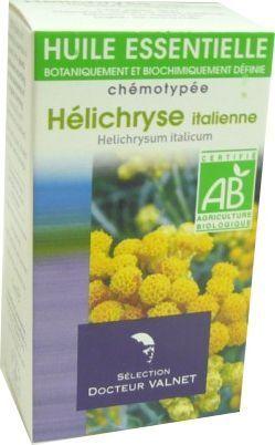 Docteur valnet huile essentielle helichryse italiene 5ml bio