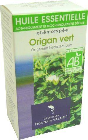 Docteur valnet huile essentielle origan vert 5ml bio