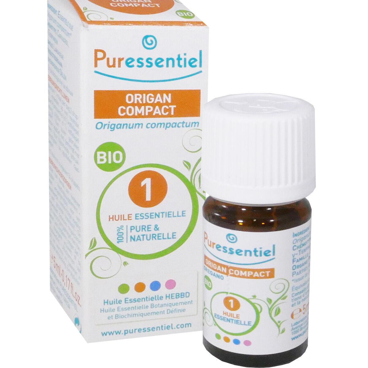 Puressentiel huile essentielle origan compact 5 ml