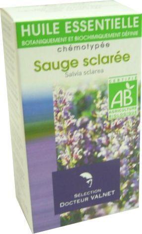 Docteur valnet huile essentielle sauge sclaree 10ml bio