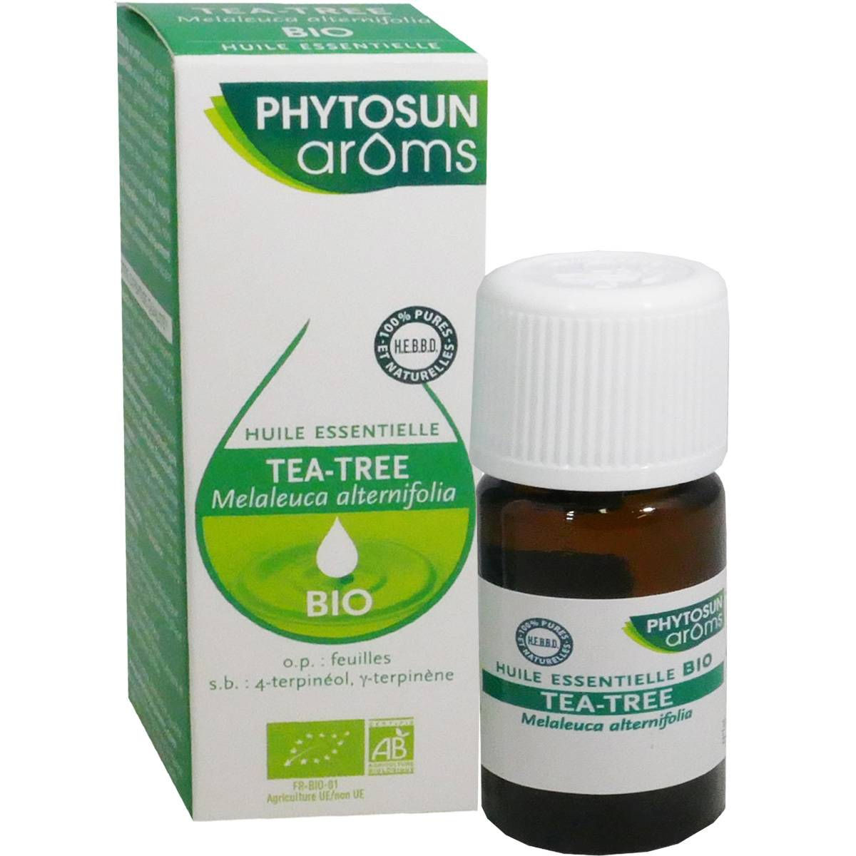 Phytosun aroms huile essentielle tea tree bio 10 ml