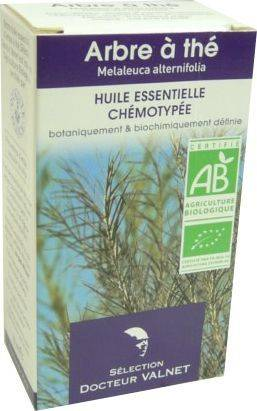 Docteur valnet huile essentielle tee tree arbe a the 10ml bio