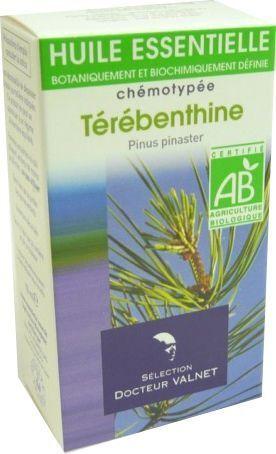 Docteur valnet huille essentielle terebethine 10ml bio