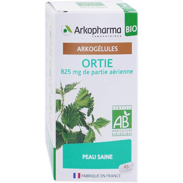 Arkopharma ortie bio peau saine 45 gelules