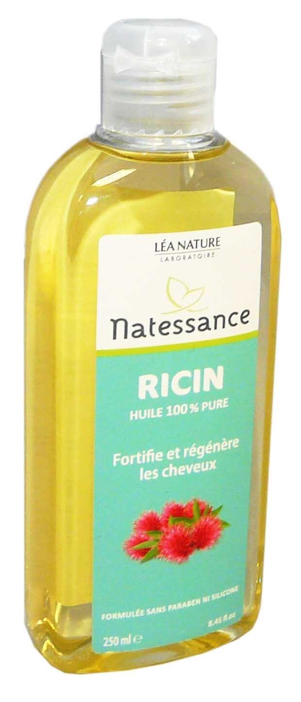 Natessance huile de ricin 250ml