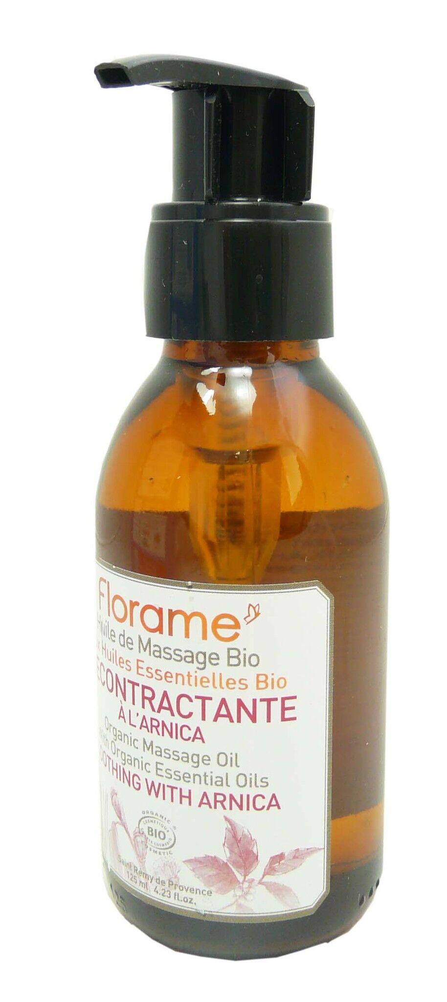 Florame huile de massage a l'arnica 125ml