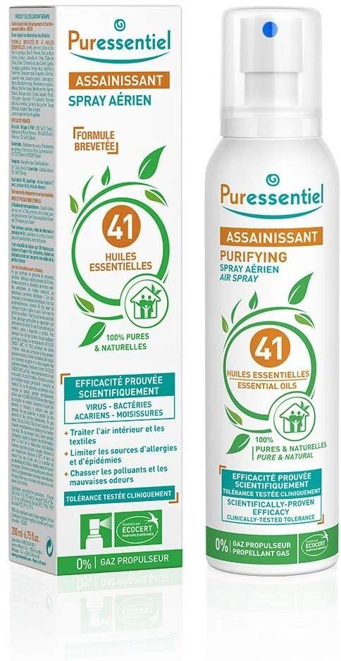 Puressentiel 41 spray assainissant 200ml
