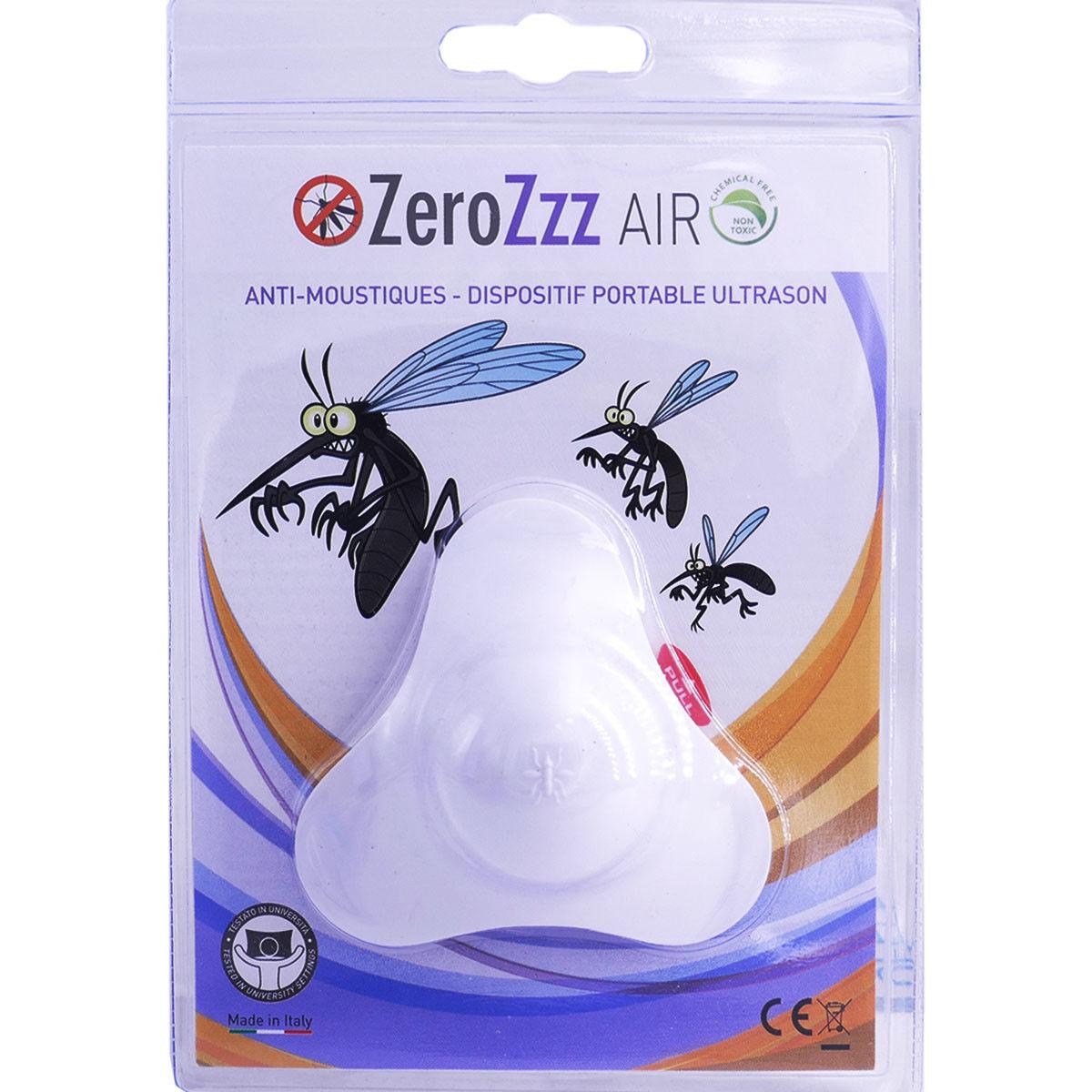 DIVERS Zerozzz air anti moustiques dispositif portable ultrason