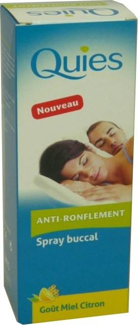 Quies anti-ronflement spray 70 ml