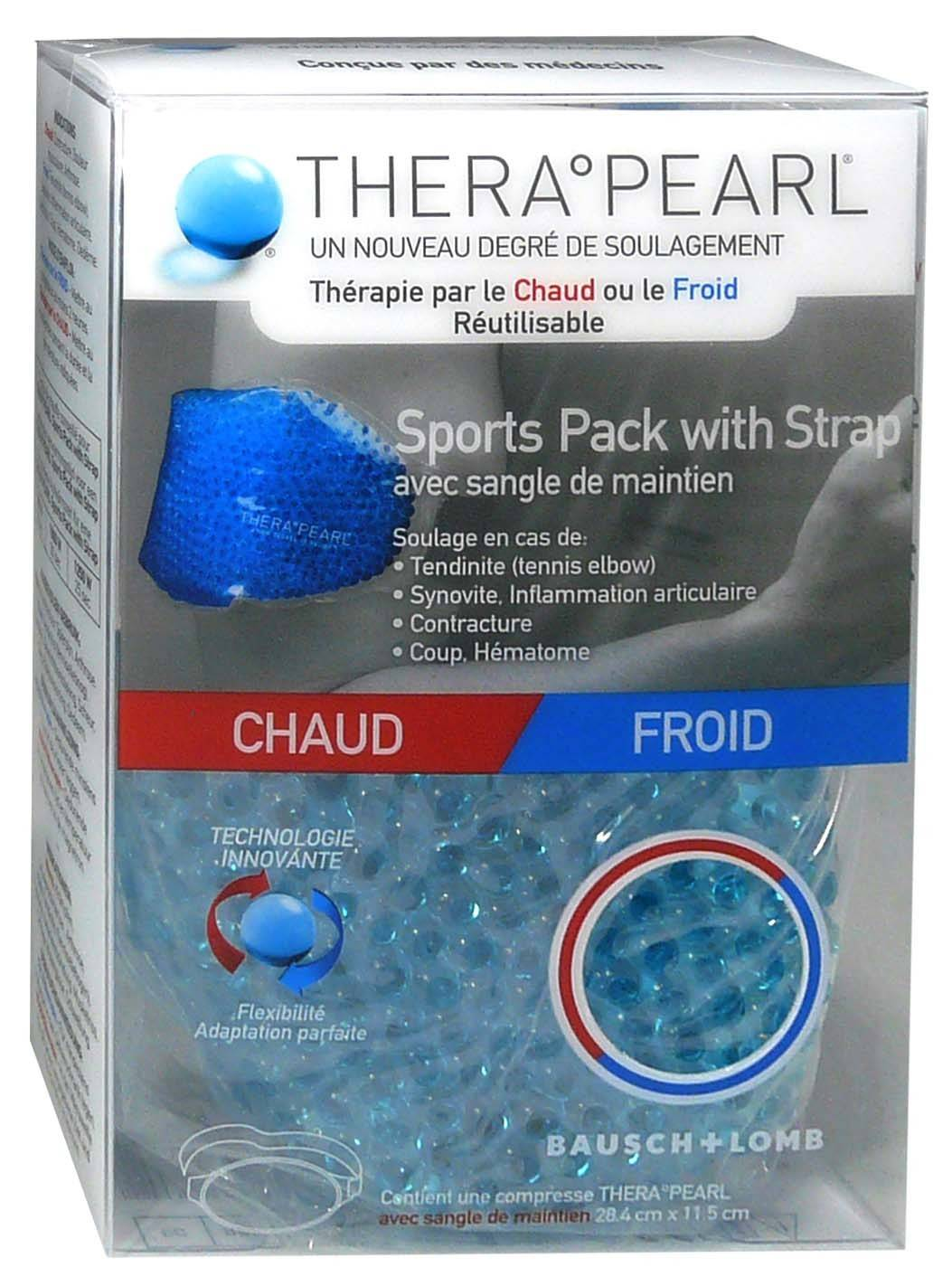 BAUSCH & LOMB Thera pearl sports pack avec sangle