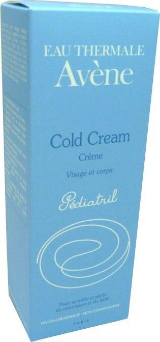 Avene pediatril creme cold cream 100ml