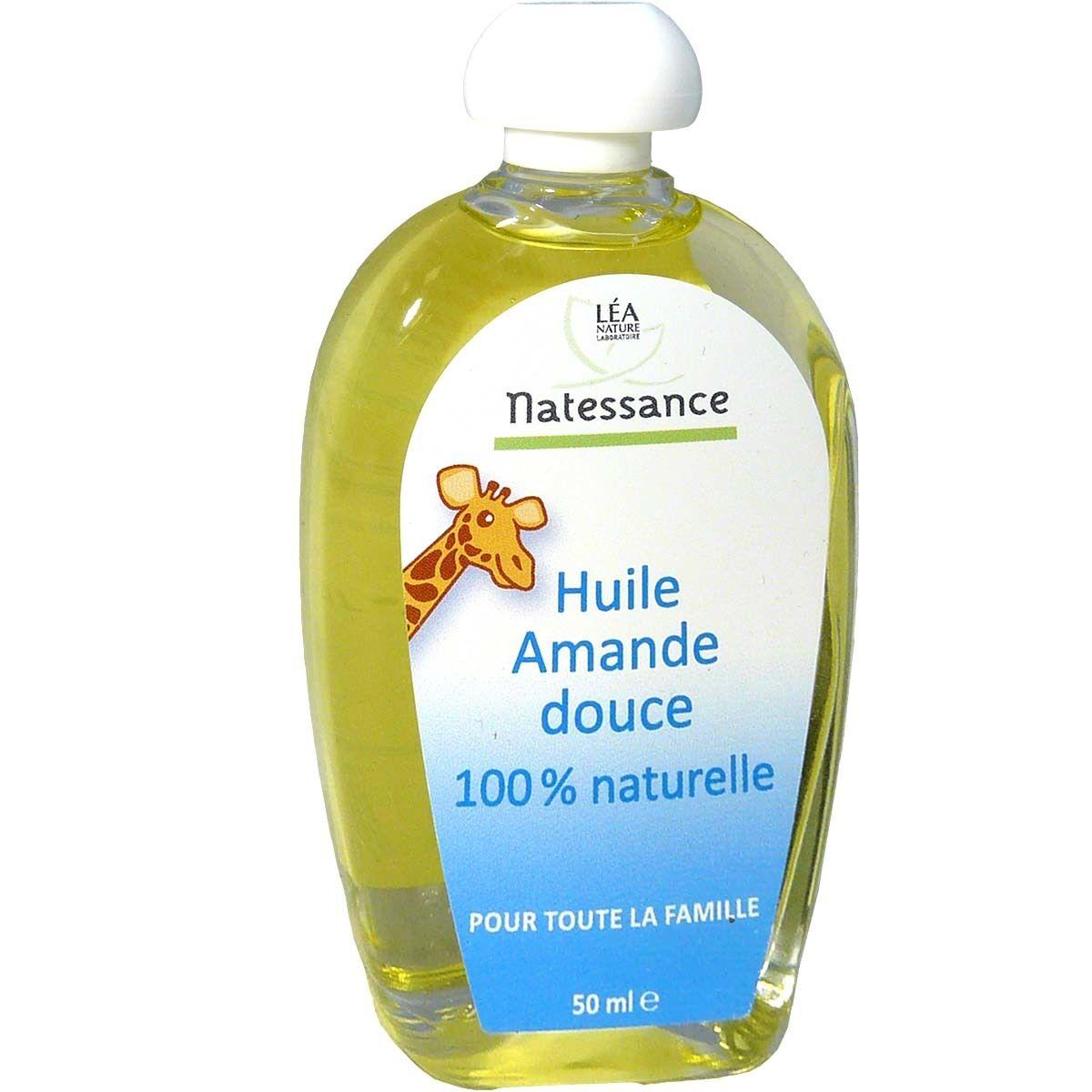 Natessance huile amande douce 50 ml