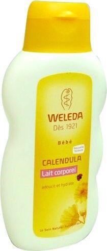 Weleda bebe lait corporel 200ml