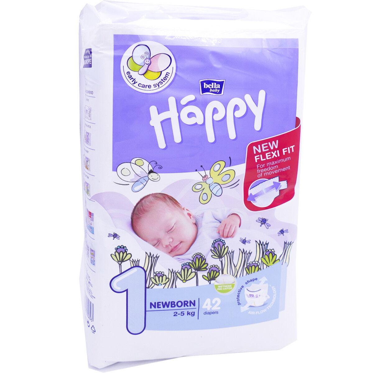 TETRA MEDICAL Happy 1 newborn 42 couches 2-5 kg
