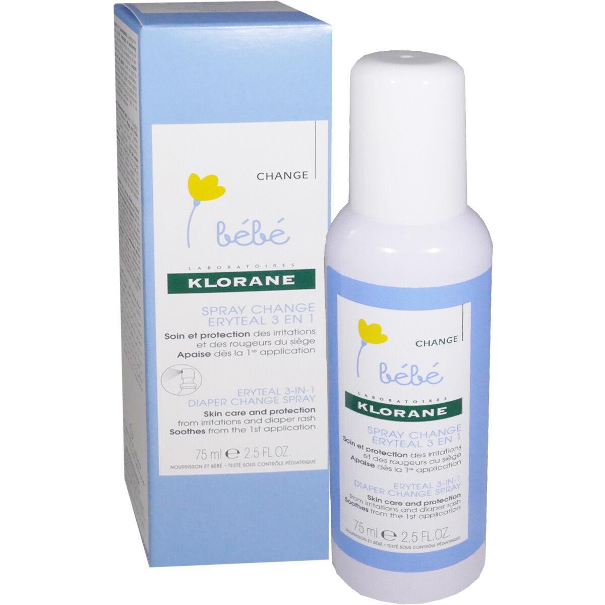 Klorane spray change eryteal 3 en 1 75 ml