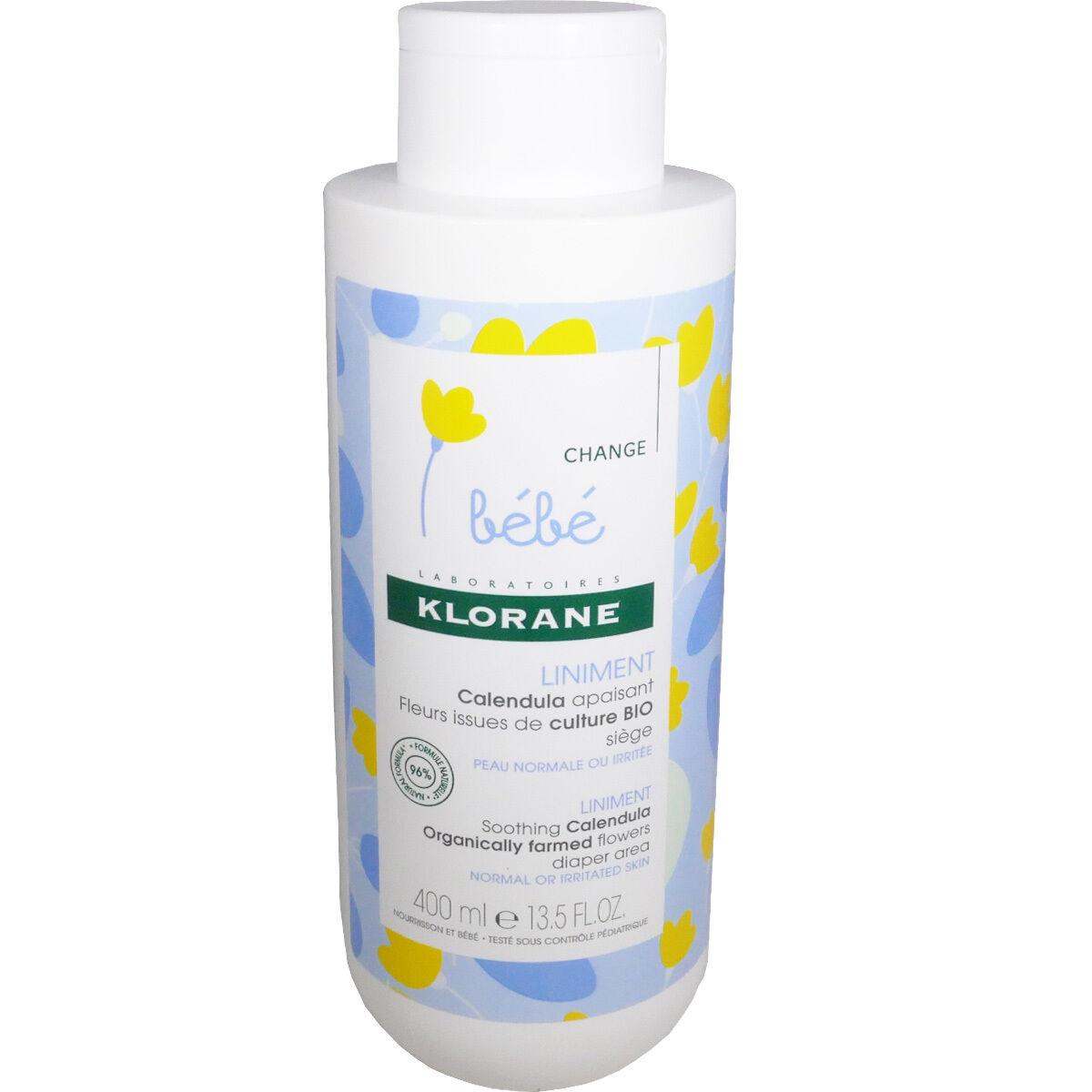 Klorane liniment change 400 ml