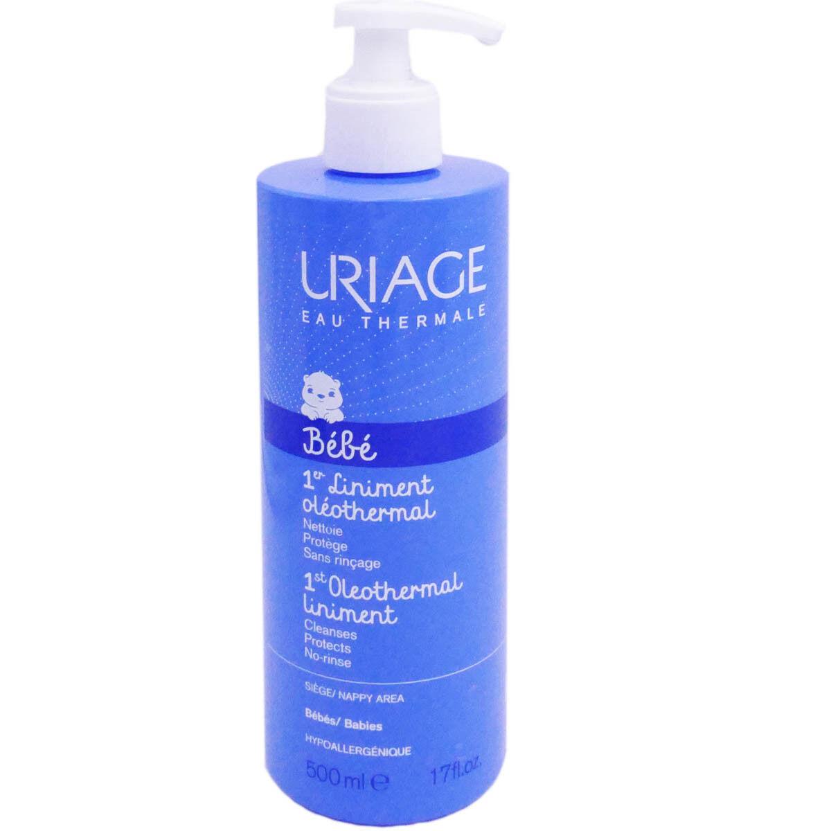 Uriage bebe 1er liniment oleothermal 500ml