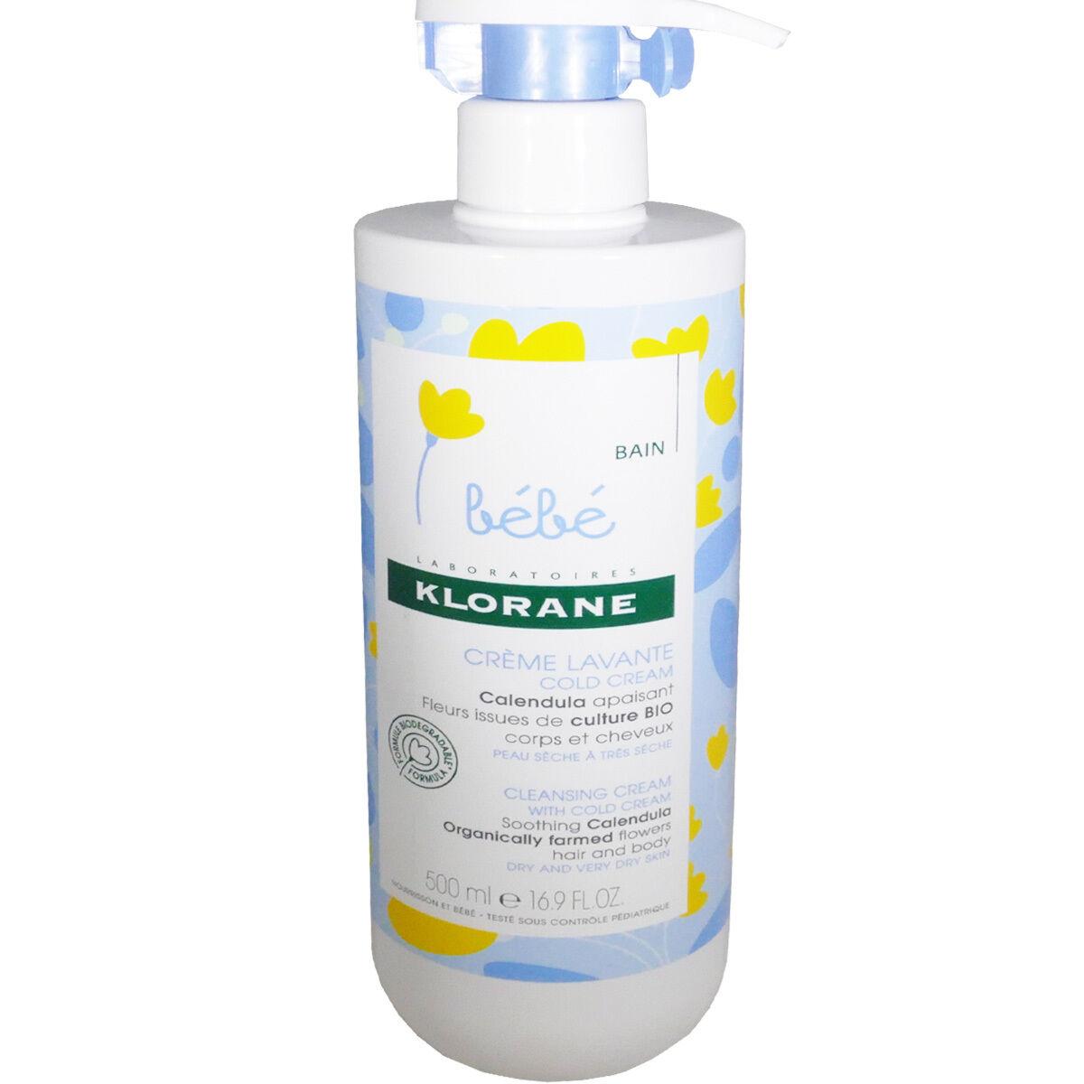 Klorane creme lavante cold cream 500 ml