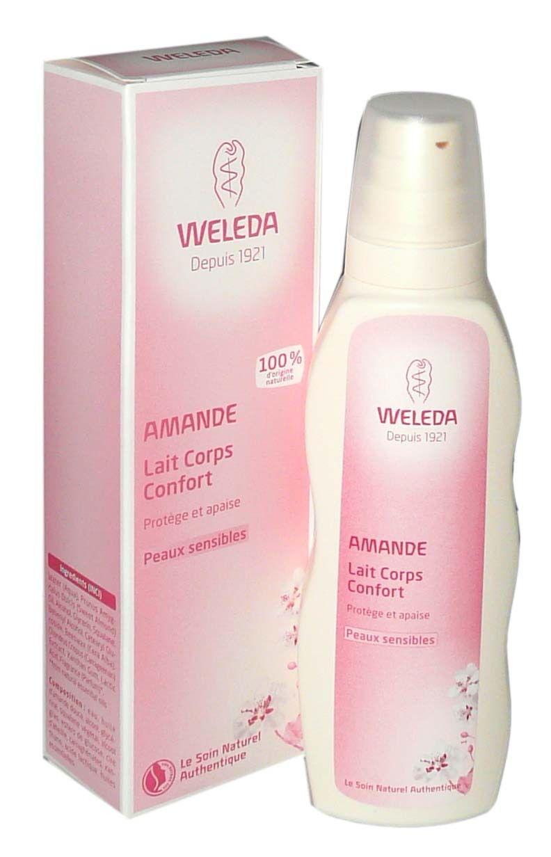 Weleda amande lait corps confort 200ml