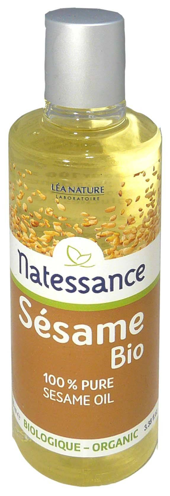 Natessance huile sesame bio 100ml