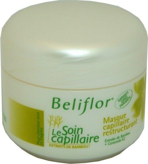 Beliflor masque capillaire restructurant 250 ml