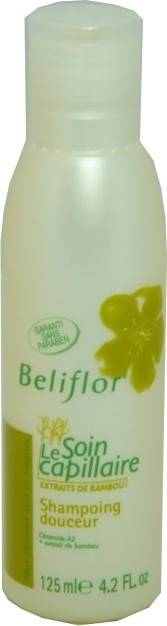Beliflor shampoing douceur 125 ml