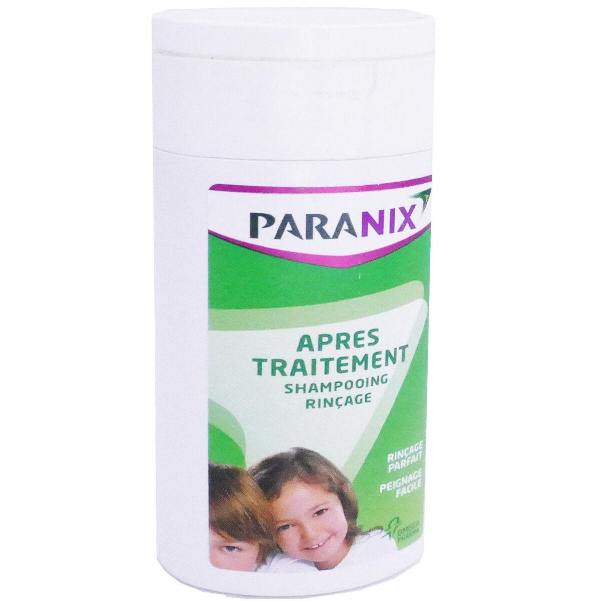 Paranix apres traitement 100 ml anti-poux
