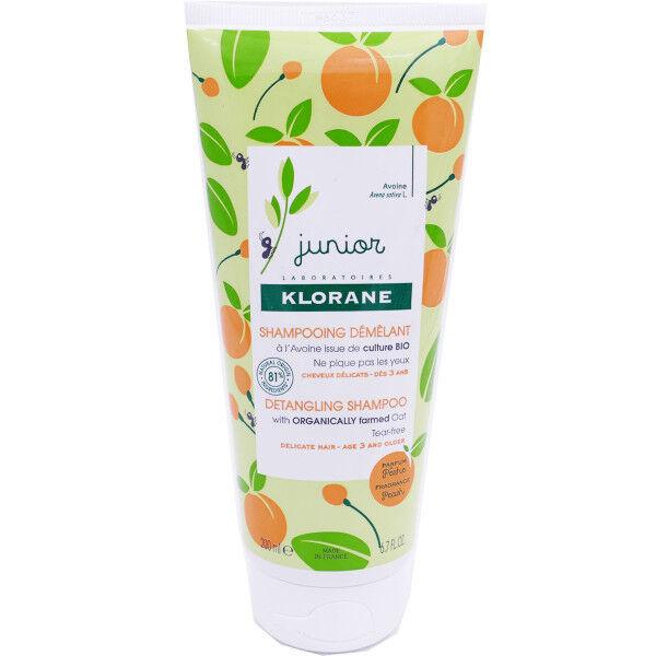 Klorane junior shampooing dÉmÊlant 200 ml