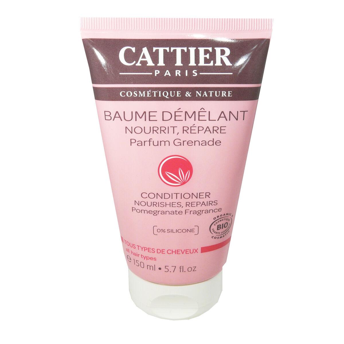 Cattier baume demelant parfum grenade  150 ml