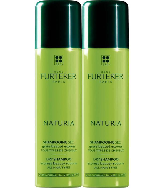 Rene furterer naturia shampooing sec 2 x 150ml