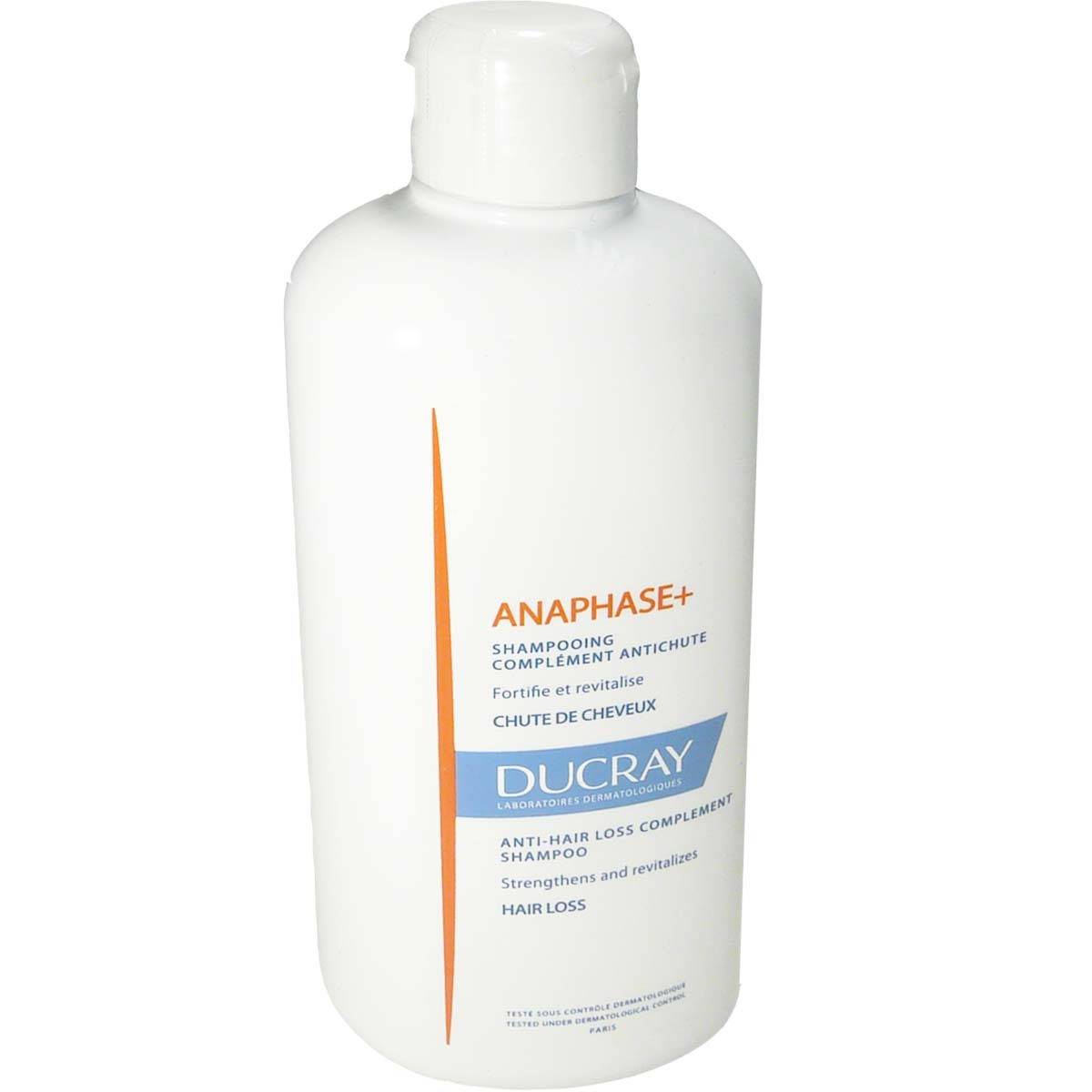 Ducray anaphase+ shampooing complement anti-chut 400ml
