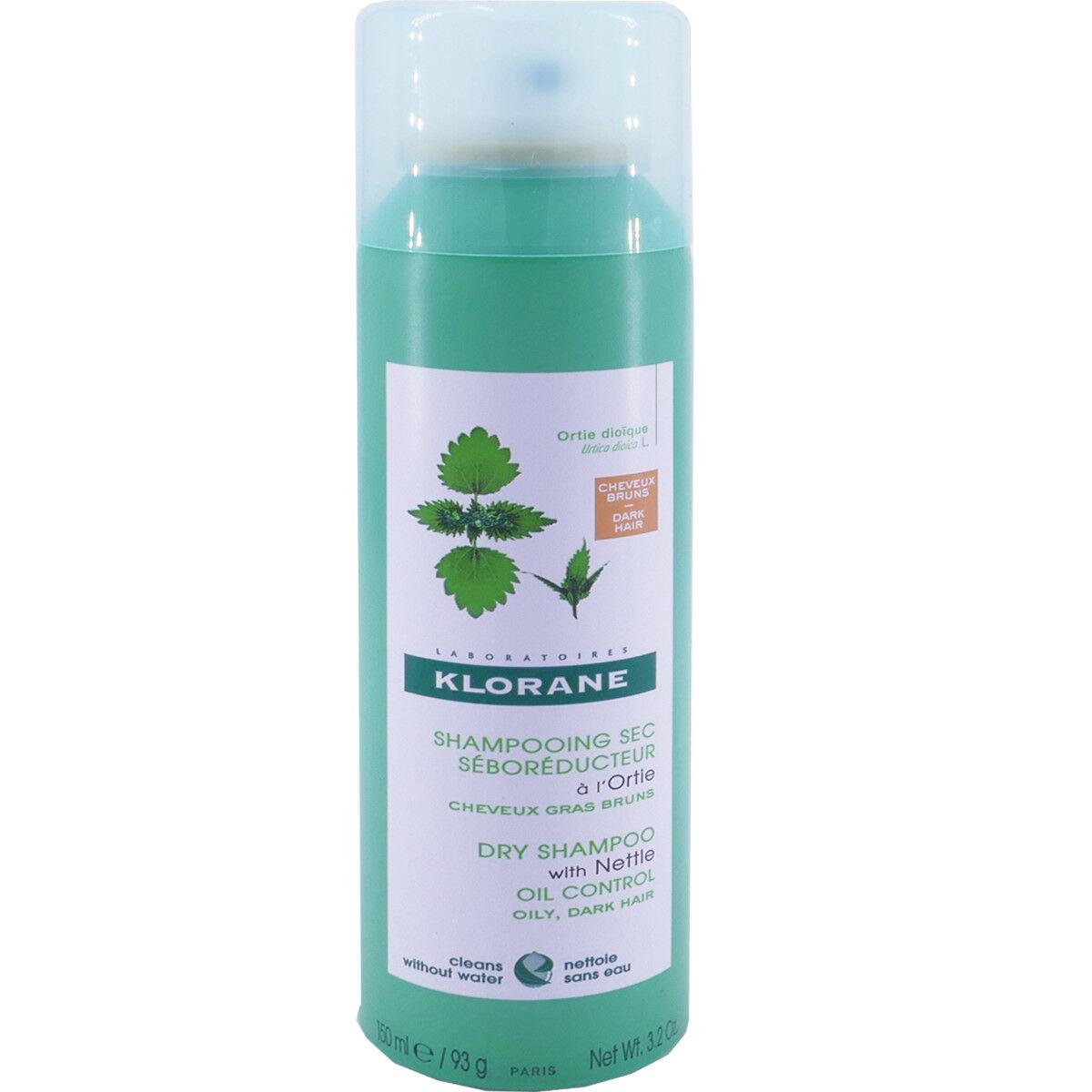Klorane shampooing sec 150 ml seboreducteur
