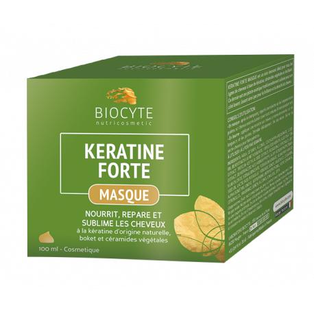 Biocyte keratine forte masque