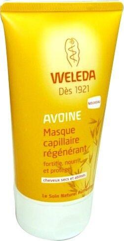 Weleda avoine masque capillaire regenerant 150ml