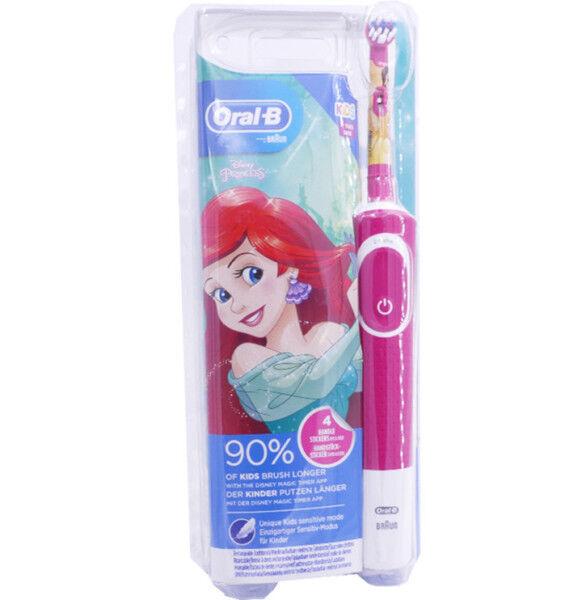Oral b brosse a dent electrique kids princesses 3ans+