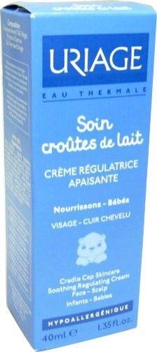 Uriage bebe soin croutes de lait 40ml