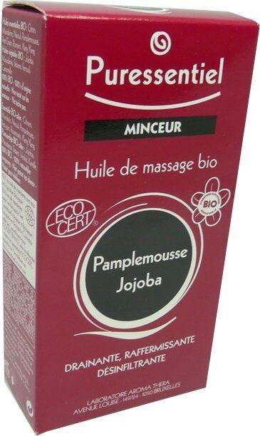 Puressentiel minceur huile de massage bio 100ml