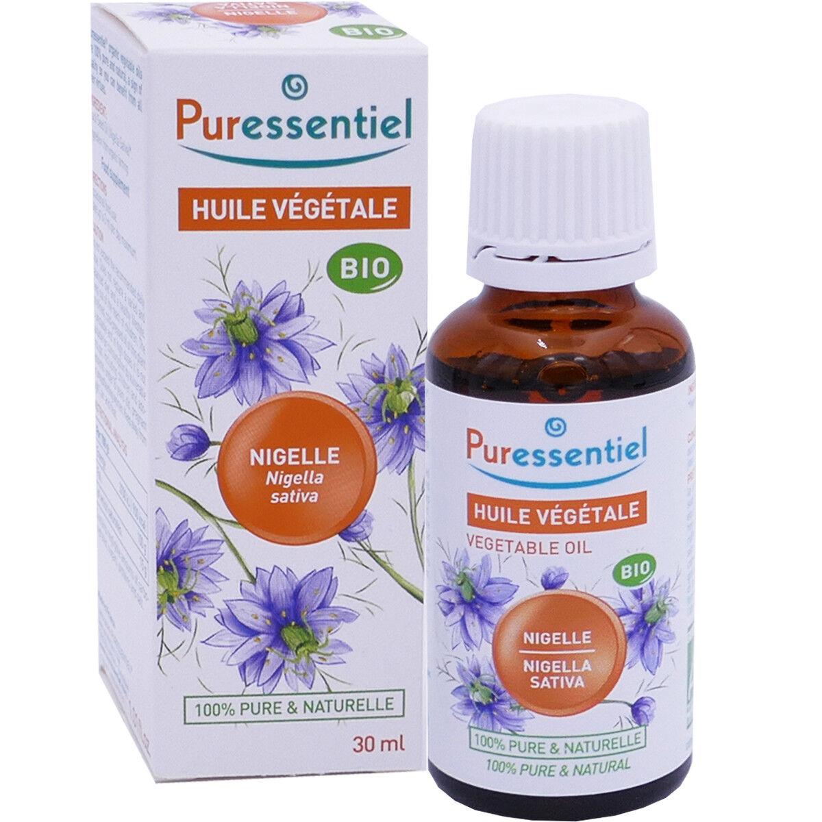 Puressentiel huile vegetale bio nigelle 30 ml