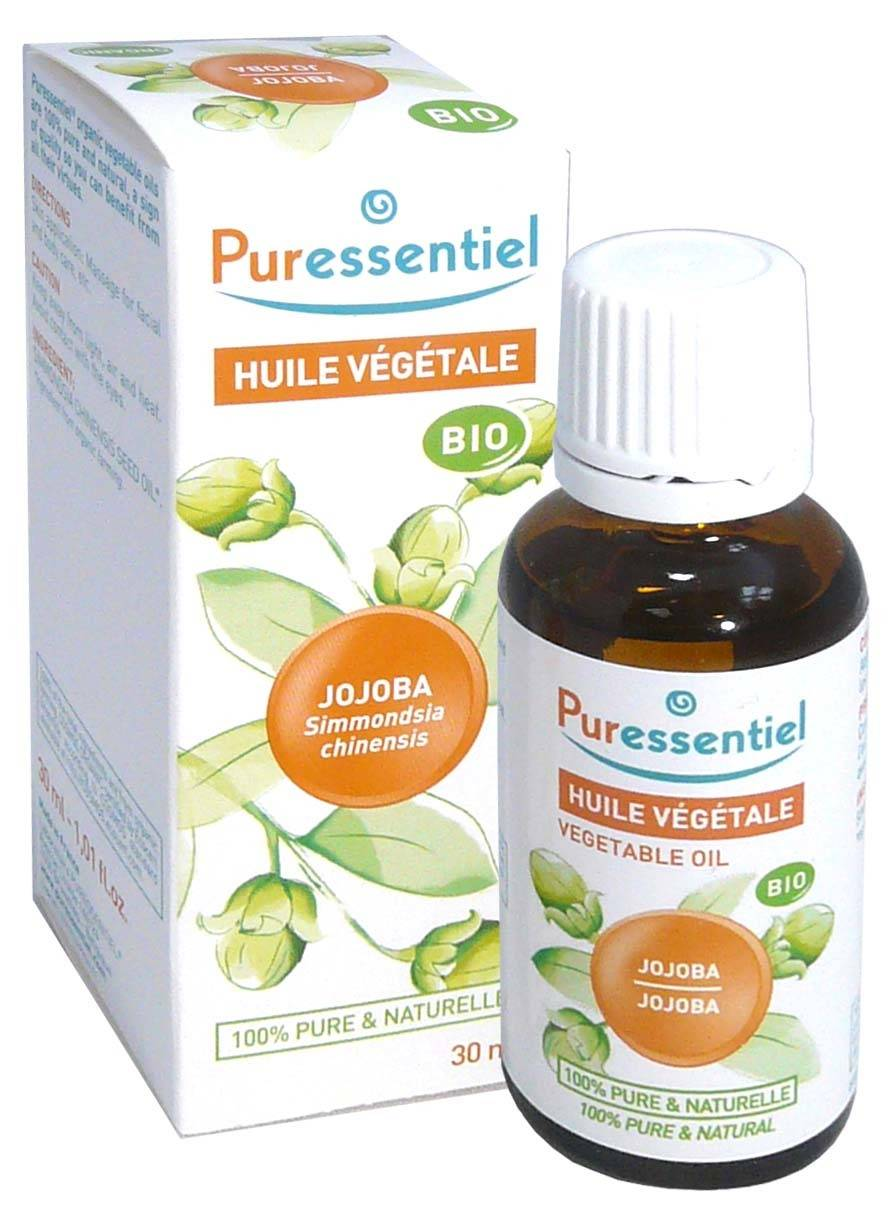 Puressentiel huile vegetale bio jojoba 30ml