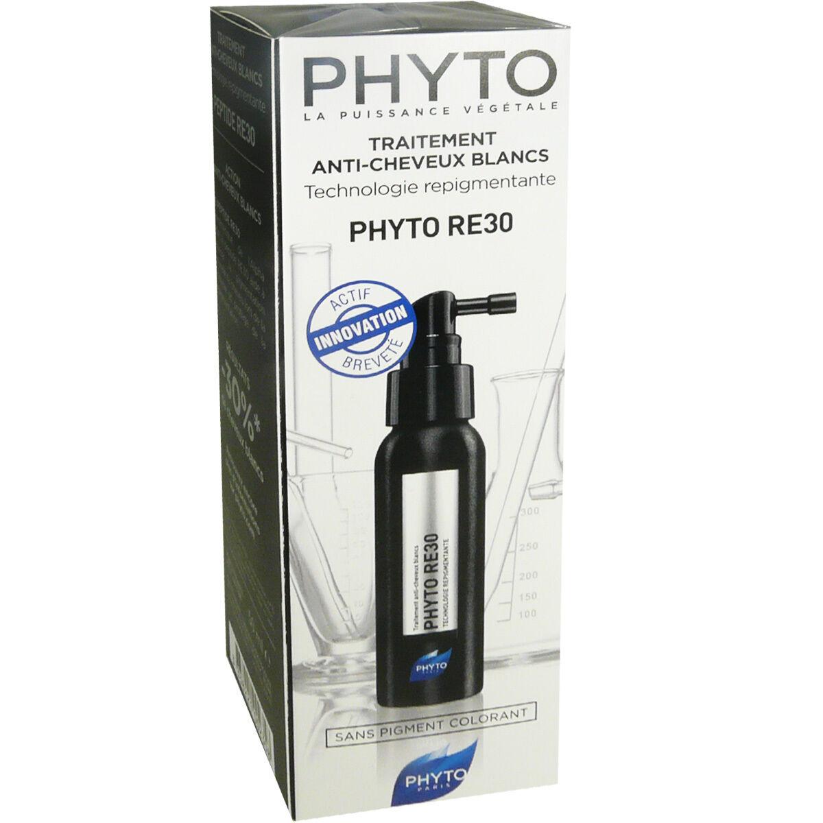 PHYTOSOLBA Phyto traitement anti-cheveux blancs phyto re30 50 ml