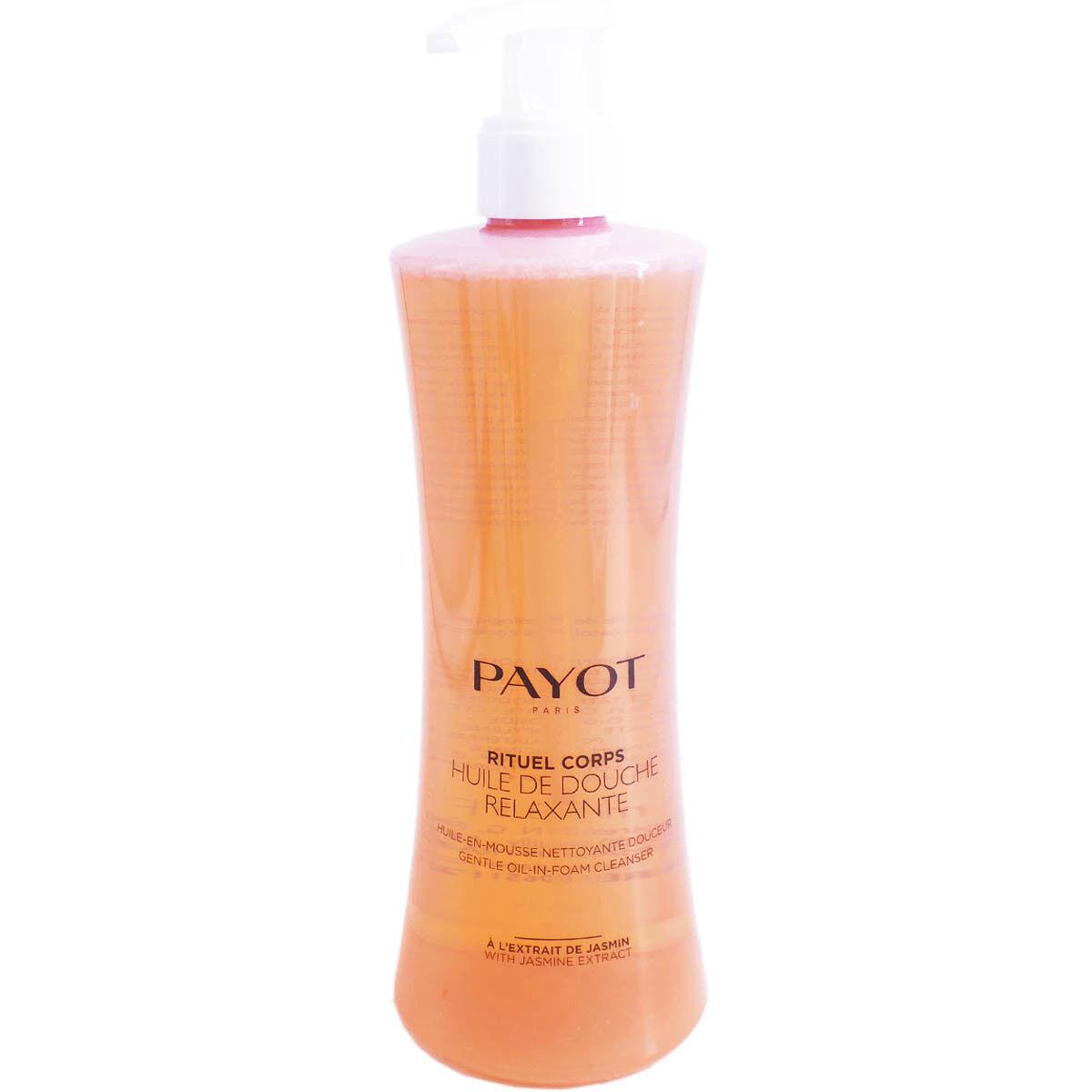 Payot rituel corps huile de douche relaxante 400ml