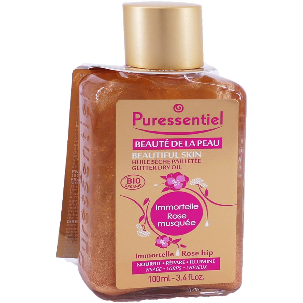 Puressentiel immortelle rose musquee 100 ml