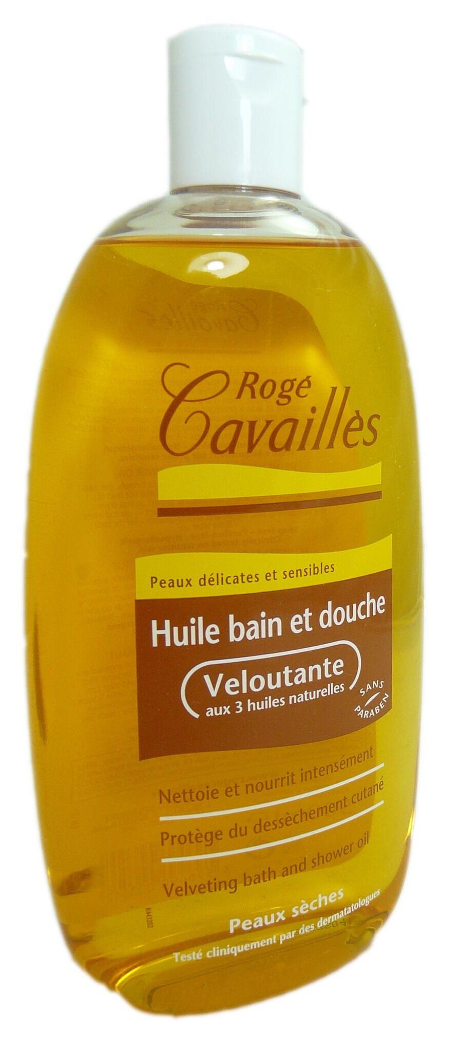 Roge cavailles huile bain douche 250ml
