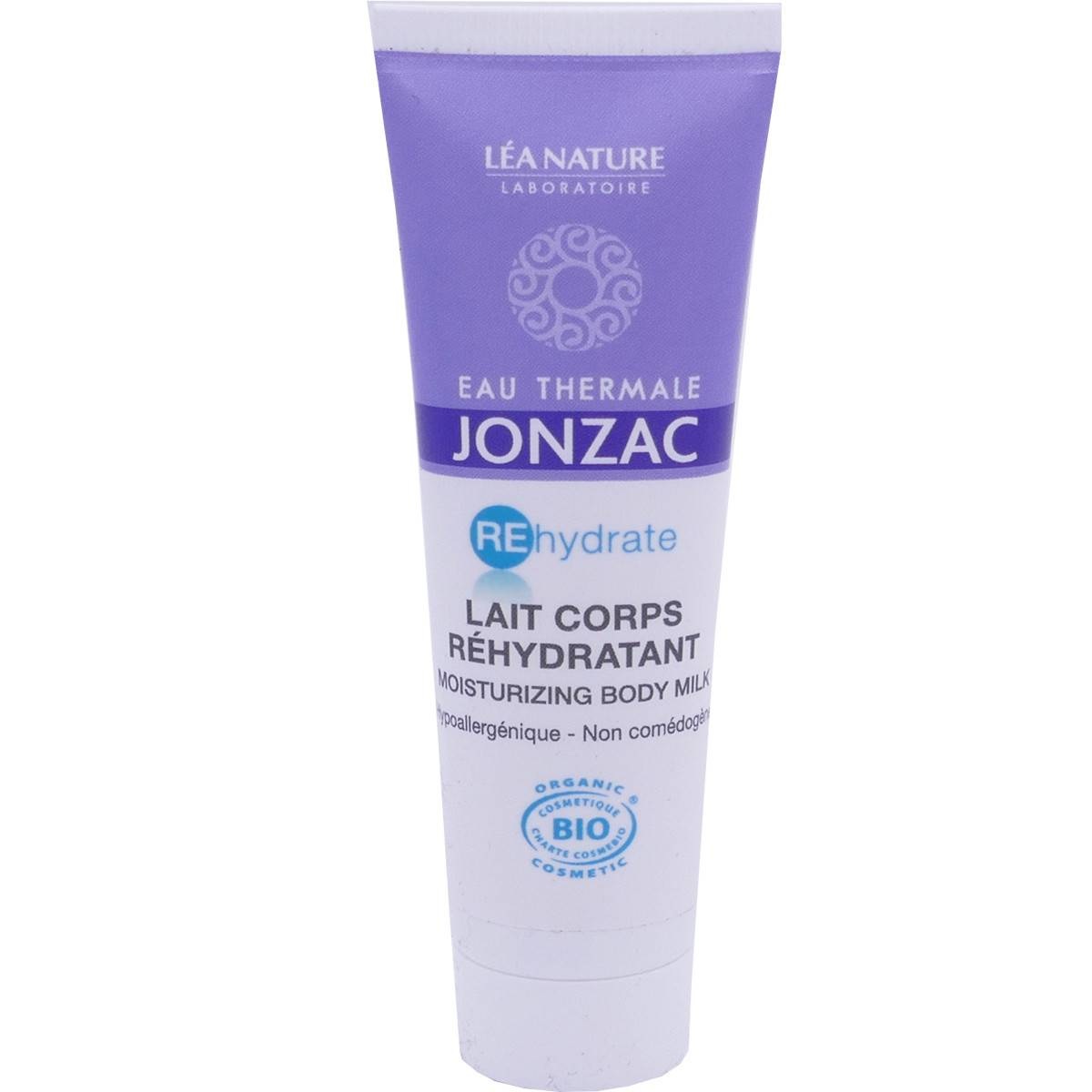 Jonzac lait corps rehydratant 30 ml bio
