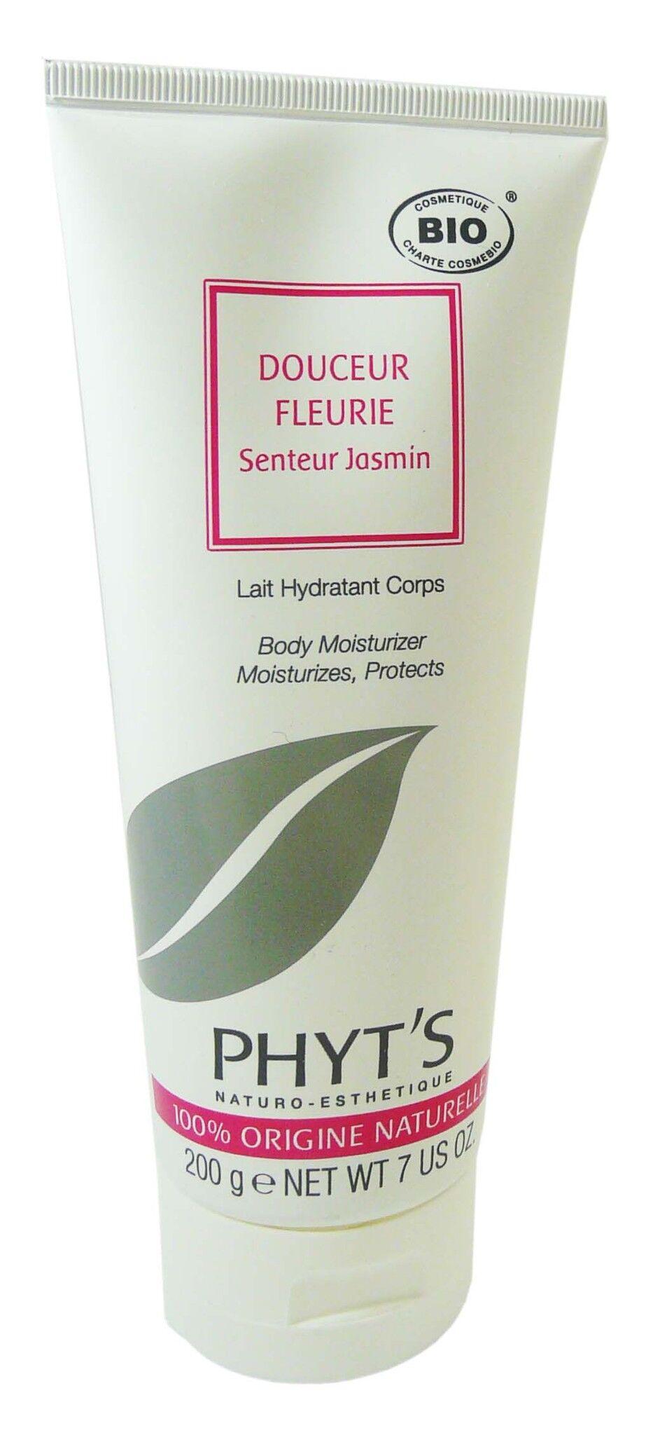 Phyt's lait hydratant douceur fleurie 200g