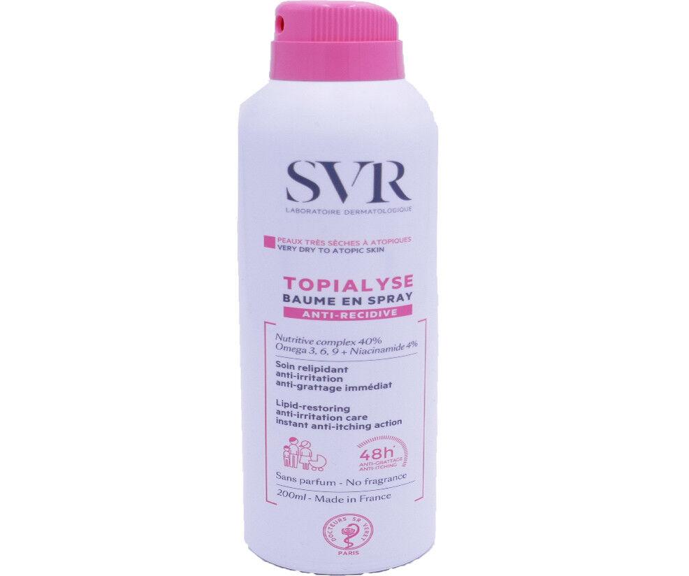 Svr topialyse baume en spray 200 ml anti-recidive
