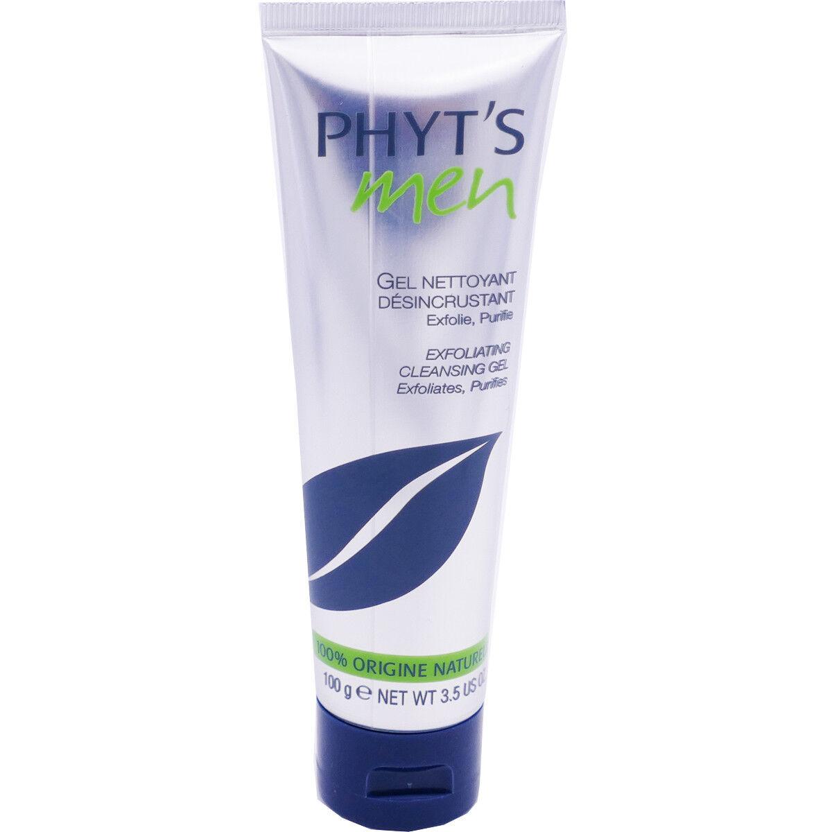 Phyt's men gel nettoyant dÉsincrustant 100 g