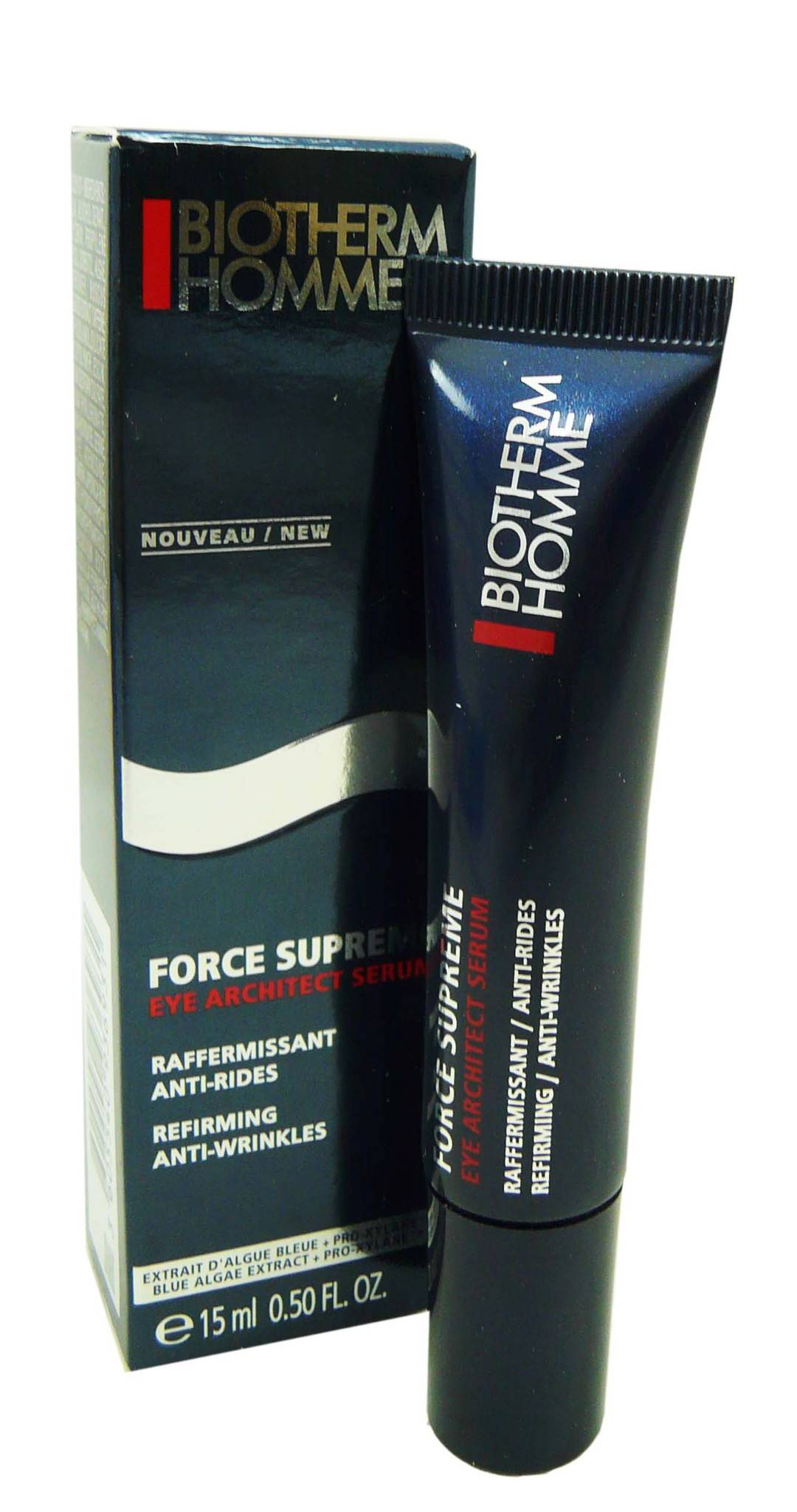 Biotherm homme force supreme anti rides yeux 15ml